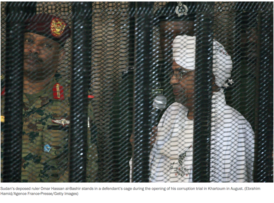 Sudan official signals alleged war criminals will be referred to International Criminal Court