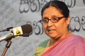 நிமல்கா பெர்னாண்டோ தான் தமிழரசு கட்சி பாராளுமன்ற வேட்பாளரை தேர்ந்தெடுக்கிறார்