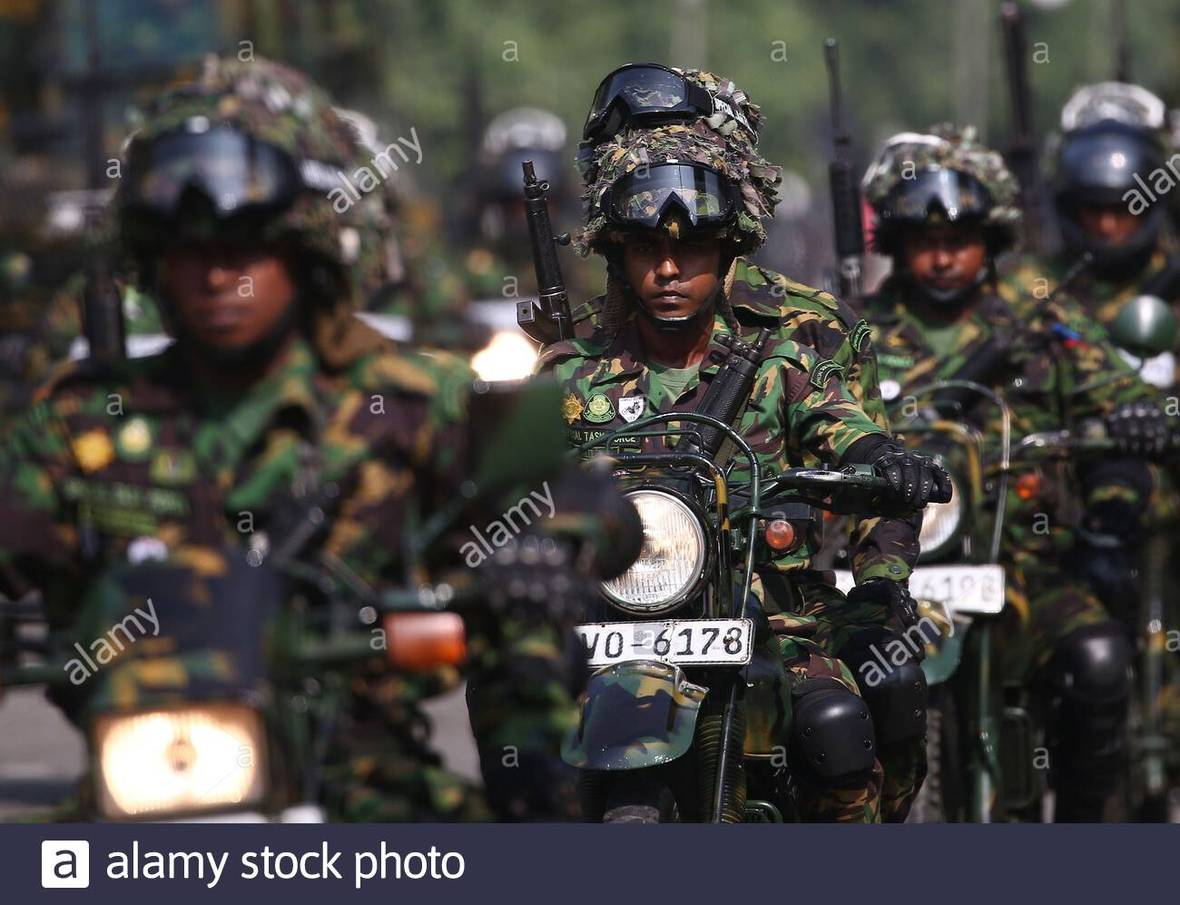"Sri Lankan Military run ""Rape Camps"":International Truth and Justice Project (ITJP)"