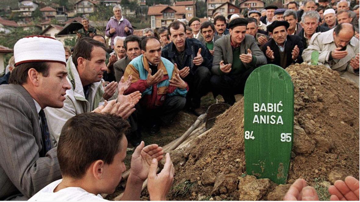 "Bosnia and Herzegovina: Mladić verdict ""an historic day for international justice"""